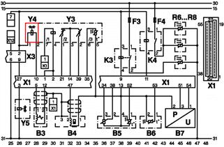 Elektromagnetyczny Zawór Nastawnika Kąta Wtrysku Pompy Typu Ve